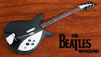 Rickenbacker 325 and Gretsch Duo Jet guitars announced for Beatles Rock Band