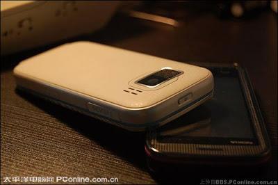 Nokia 5900 XpressMusic touchscreen phone