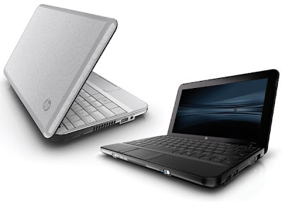 HP netbook additions Mini 1101, Mini 110 XP / Mi editions equipped with HD video accelerator