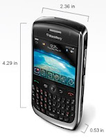 AT&T to Sell the 3G-less BlackBerry Curve 8900 for $199