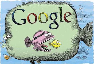 Microsoft Yahoo! Google internet search