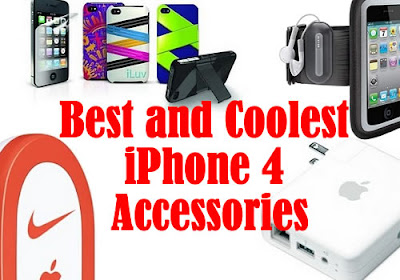 Best and Coolest iPhone 4 Accessories