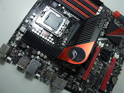 ASUS Immensity concept motherboard