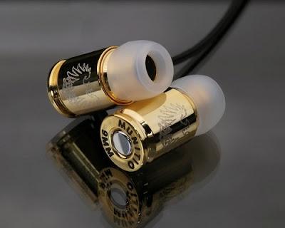 Teknine Nine Millimeter earphones for head-banging music
