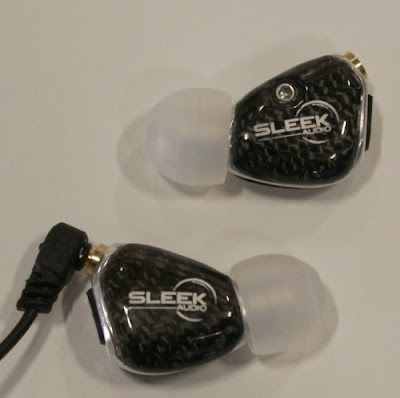 Sleek Audio SA7 earphones review