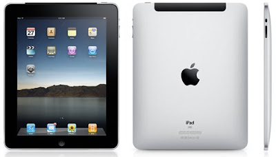 7-Inch iPad with two cameras coming early 2011
