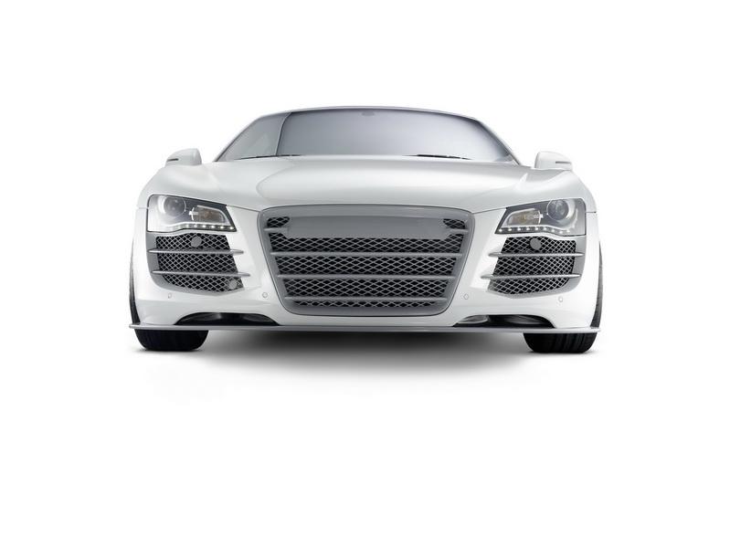 2010 Eisenmann Spark Eight (Audi R8)