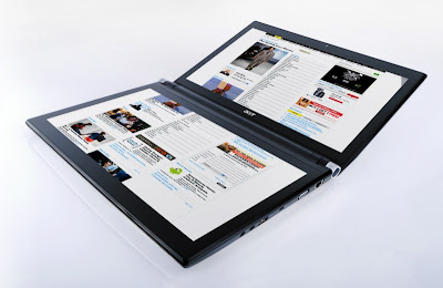 Acer reveals Iconia dual-screen laptop