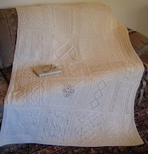 Great American Aran Afghan