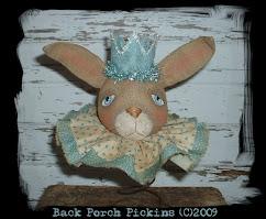 ~Blue Bunny Nodder~