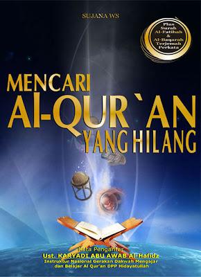 AL-QUR`AN HILANG