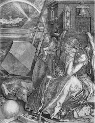Melencolia, de Albrecht Durer