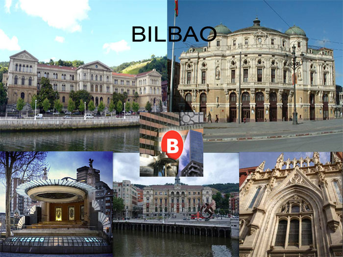 Fotos de arquitectura bilbao en postal - Estudios de arquitectura en bilbao ...