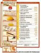 Tipos de métodos anticonceptivos.