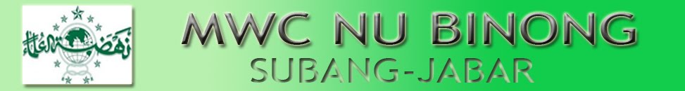 MWC NU BINONG SUBANG JAWA BARAT
