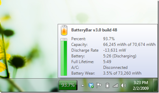 Battery bar - фото 10