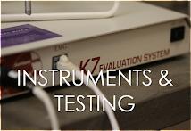 INSTRUMENTATION & TESTING