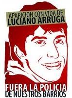 Luciano Arruga, desaparecido en democracia.