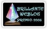 Brilliante Weblog Premio-2008