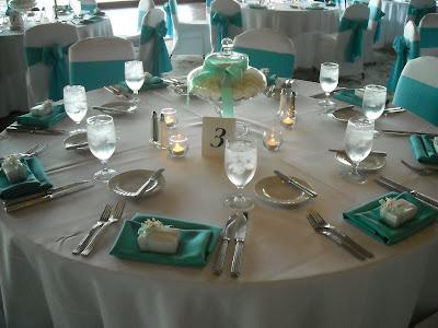 wedding color ideas with tiffany blue