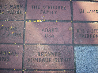 ADAPT USA pavement brick
