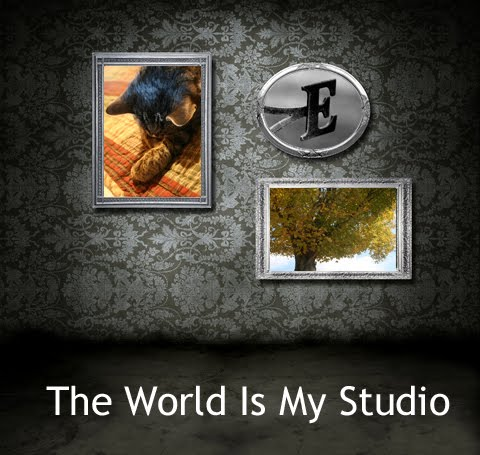 The World Is My Studio
