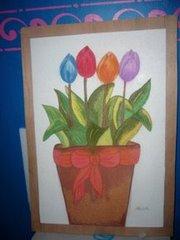 tulipanes de arena