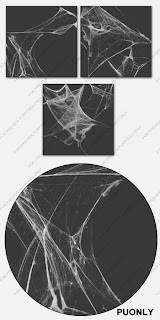 free spider web overlays 02 preview Free Spider Web Scrapbooking Overlays Pt2