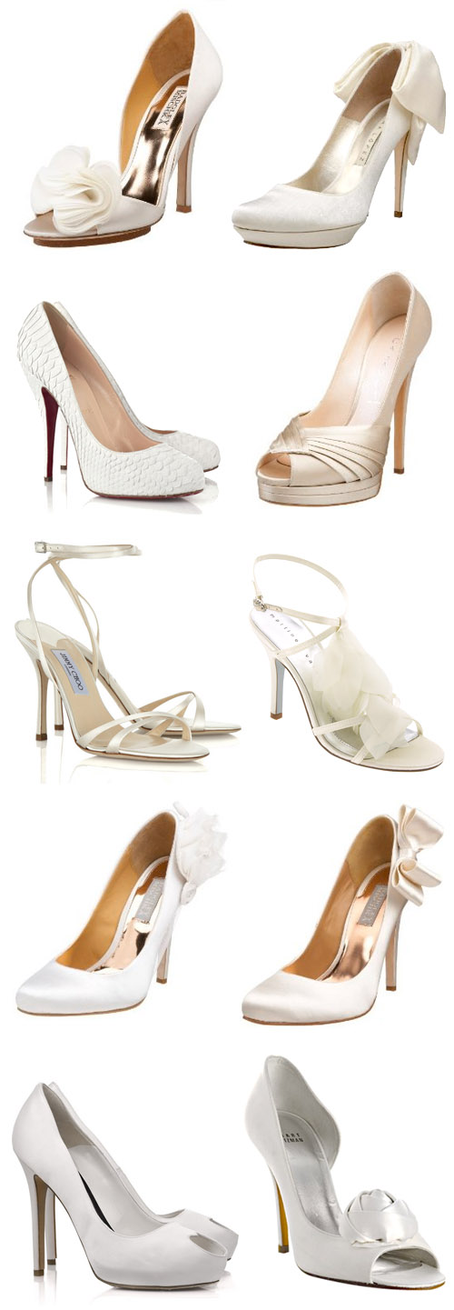 Design Your Own Wedding Shoes