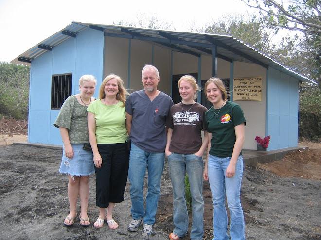 Our Nicaragua Home