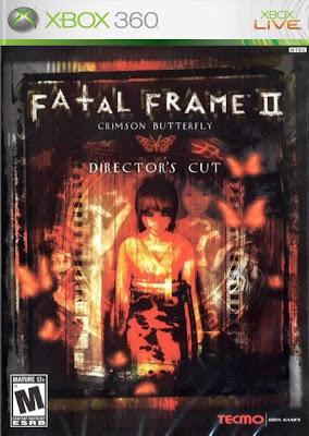 Fatal Frame II   XBOX 360