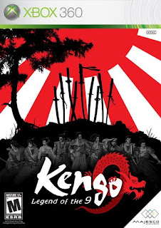 Download Kengo Legend of the 9 XBOX 360