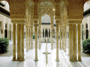 . significant is found at the Alhambra in Granada Spain.