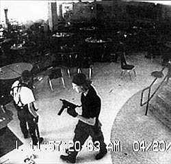 Columbine Crime Scene Photos1
