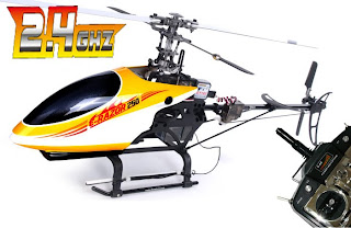 Dynam E-Razor 250 RC Helicopter image