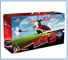 Walkera 4G3 RC Helicopter Box image