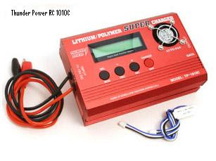 rc battery chargers thunder power