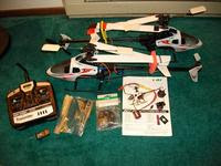 belt cp rc helicopter for sale