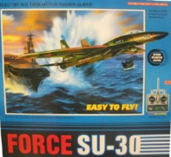 rc airplanes Su-30 images