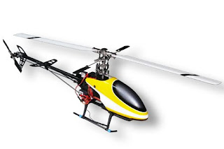 E-Razor 450 Brushless 3D RC Helicopter image