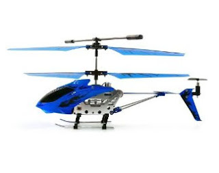 Firebird Metal Frame Gyroscope Mini RC Helicopter Images