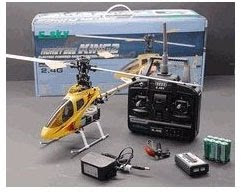 Honey Bee King 2 Electric RC Helicopter Images