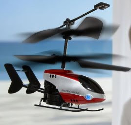 Silver Bullet Mini RC Helicopter Images