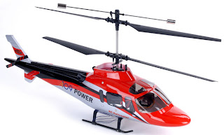 Vortex 370 Co-Axial RC Helicopter Images