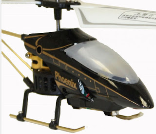 himoto black wolf rc helicopter canopy images
