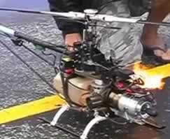 jet powered rc helicopter