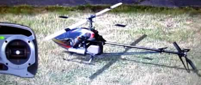 RC Helicopter Training