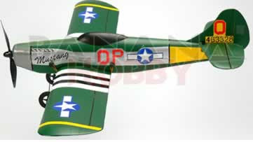 green p51d mustang planes