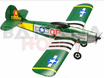 green p51d mustang planes side