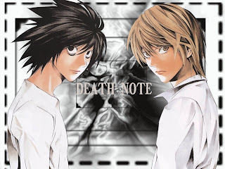 Descargar la serie Death Note 37 Capitulos